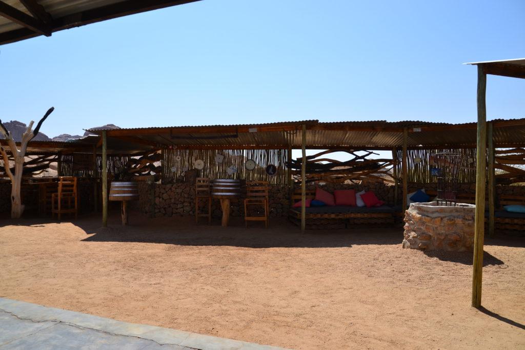 Bar, Spitzkoppe, Namibia
