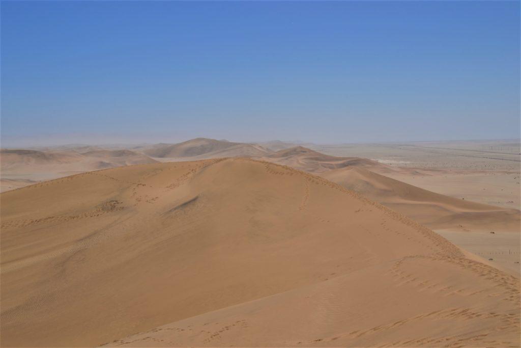 Dune 7 near Walvis Bay, Namibia