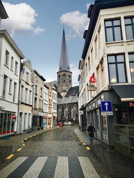 strolling the streets of Ghent