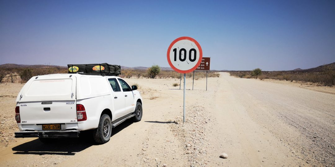 NAMIBIA Road Trip Itinerary