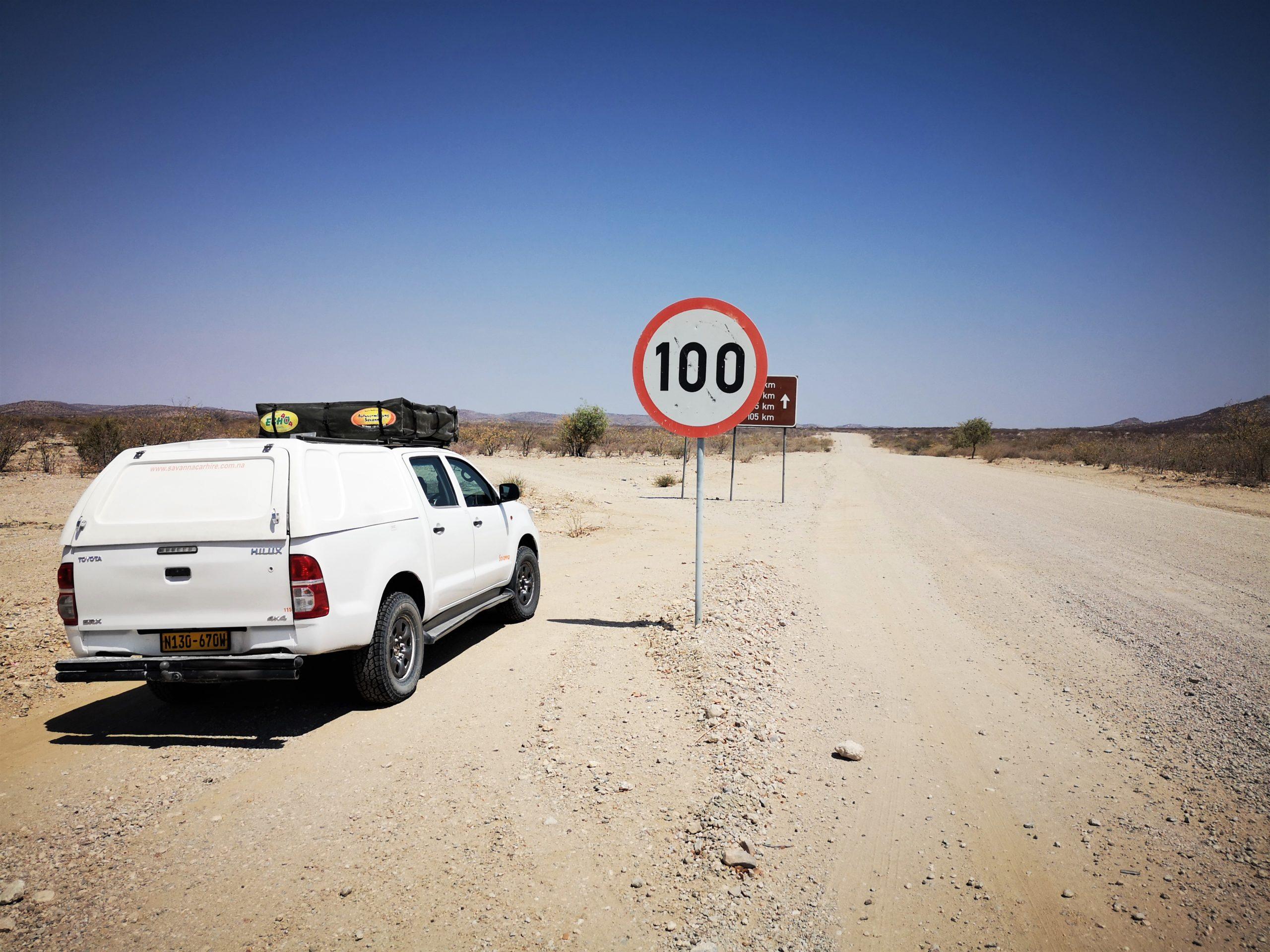 NAMIBIA Road Trip Itinerary