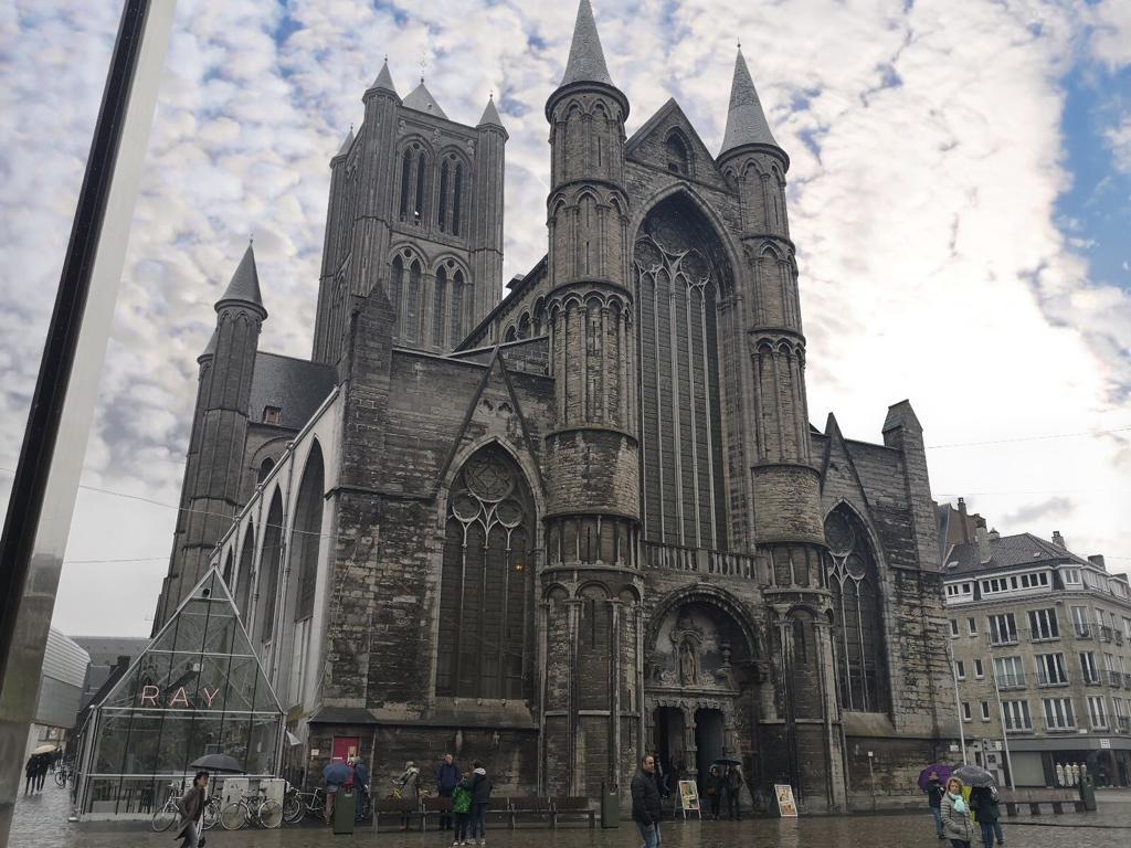 Saint Nicholas' Church, Ghent