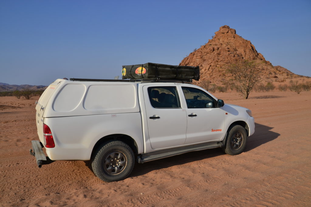 Budget Car, Damaraland, Things to know before travelling to Namibia