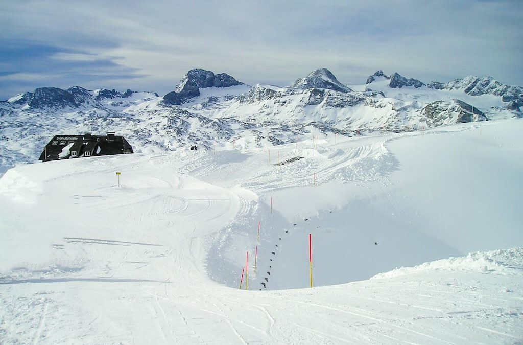 KRIPPENSTEIN & The Longest Ski Run In Upper Austria