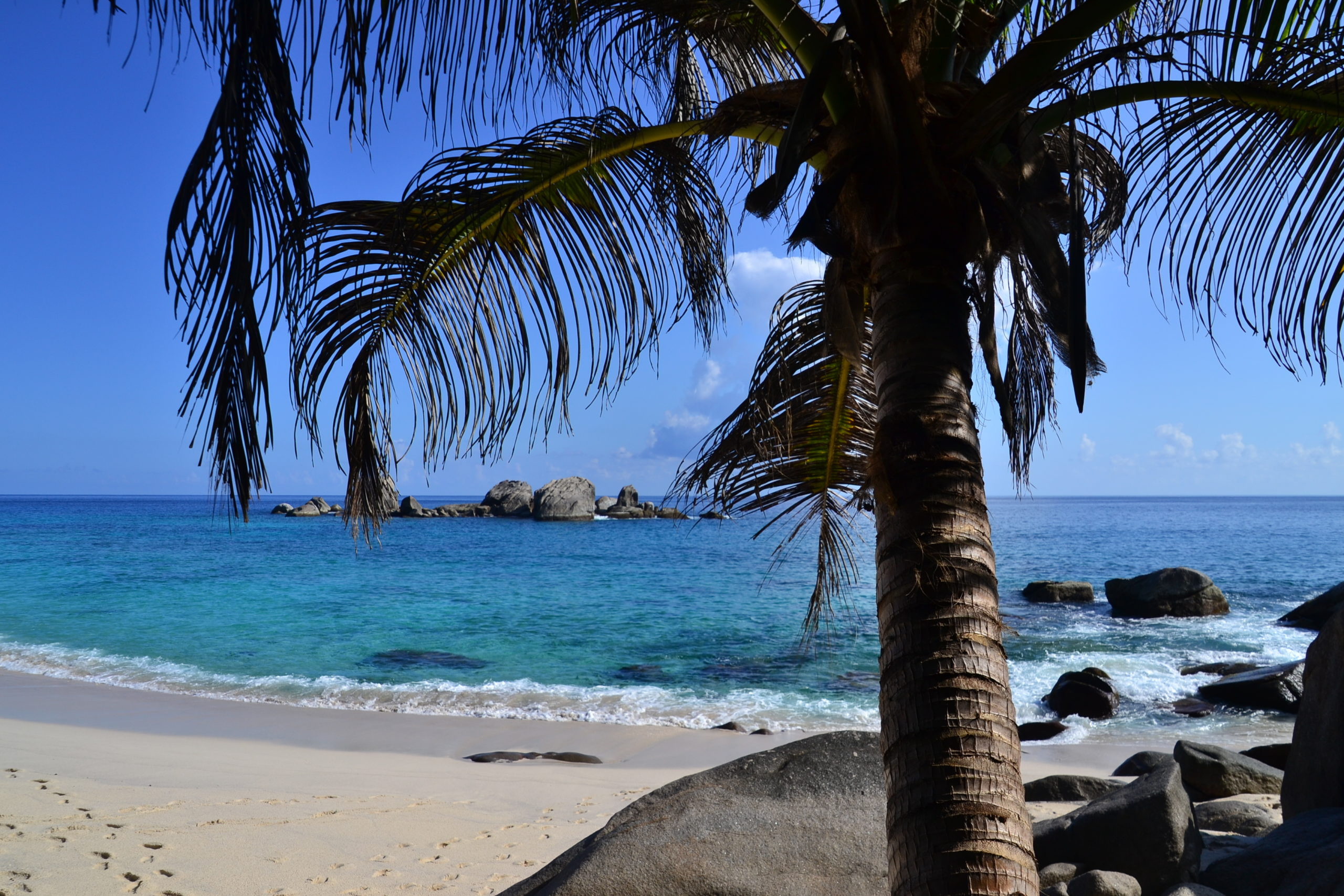Top 5 secluded beaches in Seychelles