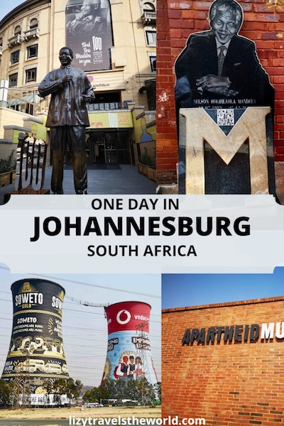 One day in Johannesburg