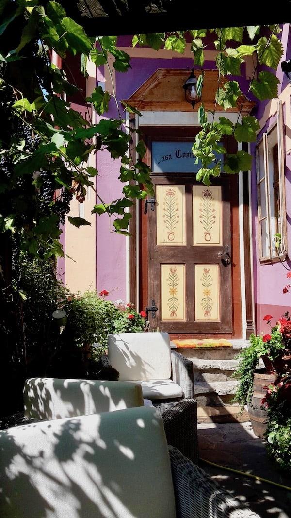 Casa Cositorarului, Sighisoara