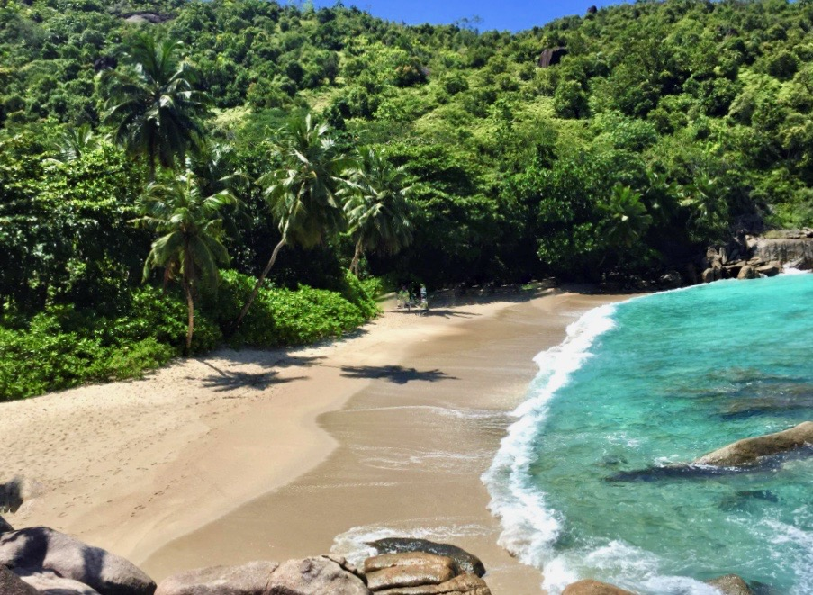 Top 7 secluded beaches in Seychelles