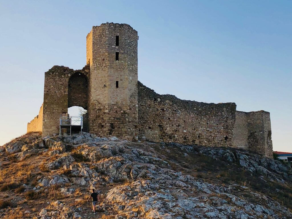A Complete Guide To The DANUBE DELTA, Romania, The gorgeous Enisala Fortress.