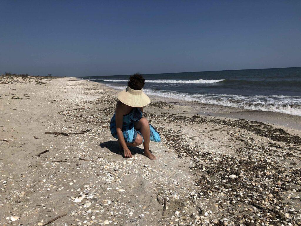Gura Portitei beach