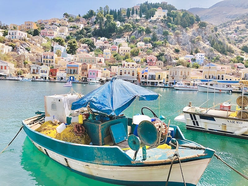 The Best Things To Do On Symi Island